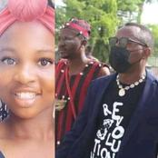 Juju Can't Stop Court Judgement - Lady Reacts As Sowore Allegedly Storms Court With A Herbalist