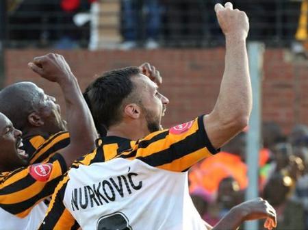 Chiefs and Stellenbosch share spoils in four-goal thriller