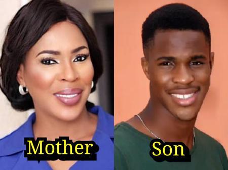 Meet Yoruba Actress, Fathia Williams Her Children And Ex-Husband (Photos)