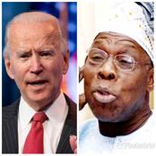 Today's Headlines: EFCC Arrests Okorocha, Joe Biden To Withdraw Troops From Afghanistan, Obasanjo In Covid Handshake With 'gods'