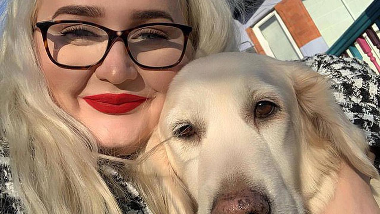 Dog owner issues urgent warning over deadly 'lords-and-ladies' plant after her beloved golden retriever Lola suffered severe brain damage from eating its poisonous berries and had to be put down