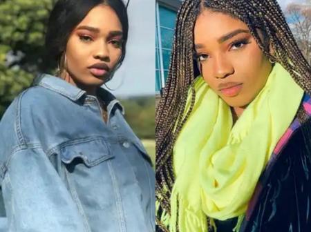 Meet Daniella Okocha, The Beautiful Daughter of Jay-Jay Okocha, See some Of Her Recent Photos