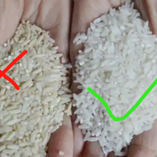Bad Rice May Be In The Market Now, See How To Identify Good Quality Rice Before You Buy