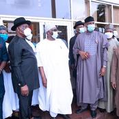 South-South Leaders Make 7 Important Demands From Buhari During Summit With FG [SEE LIST]