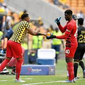 Khune loses his position to Akpeyi