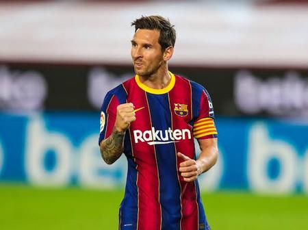 Check out what this Barcelona legend said about Lionel Messi, that lifted the hope of Barca fans.