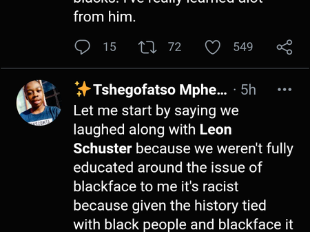 Leon Schuster Underfire For Being A Hardcore Racist For His Movies And Shows
