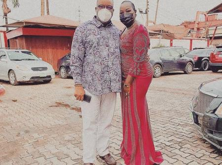 Netizens React After Emmy Kosgei Said This About Her Husband
