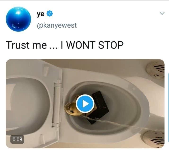 315cb8b2906f8feeb8b976c31edb2776?quality=uhq&resize=720 - Kanye West shock fans as he urinates on his Grammy award