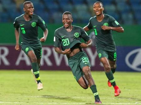 Manchester City to sign Nigerian Starlet