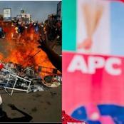 Today's Headlines: Anybody Blaming APC Is Nigeria's Enemy, Ali Sheriff Set To Run For APC Chairman