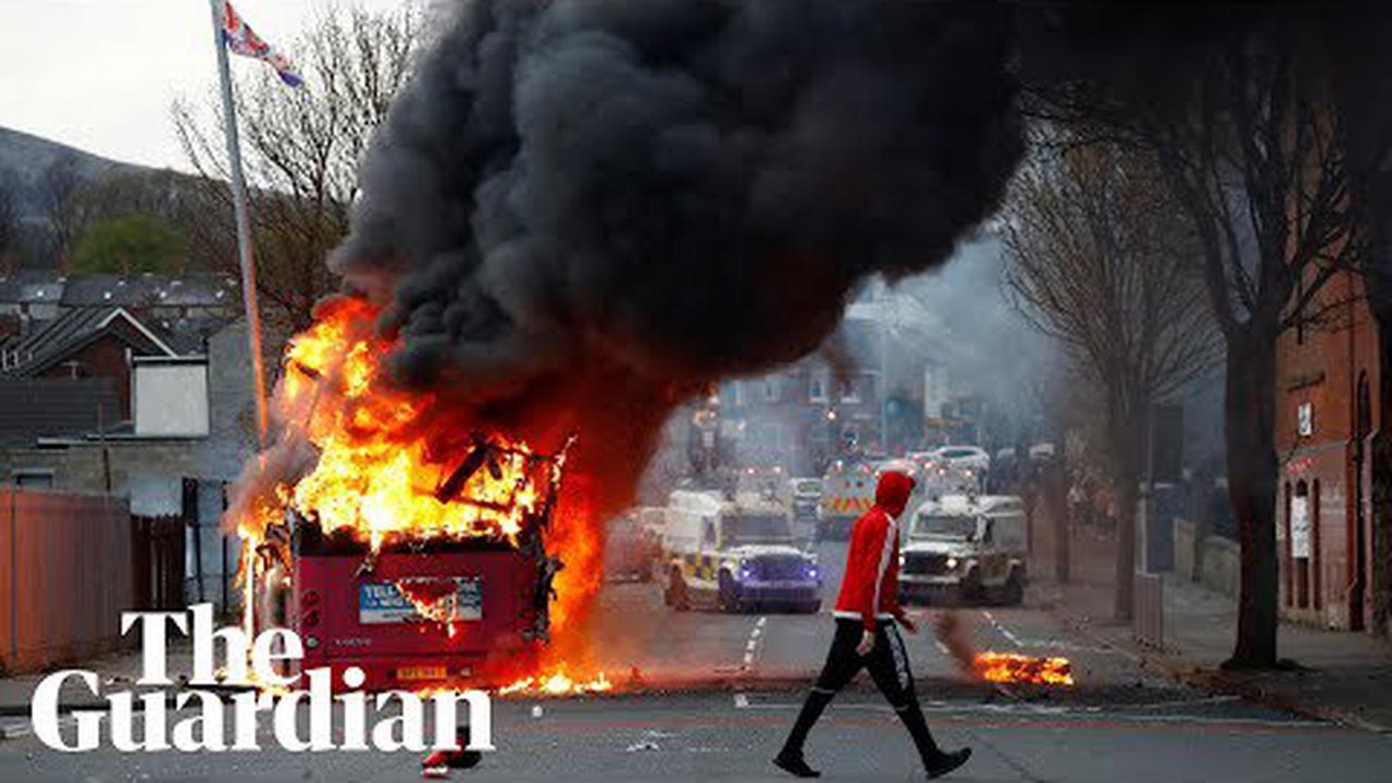 Full Coverage - Northern Ireland leaders call for calm after violent protest