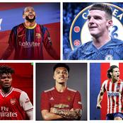 Just 7 Days Before The Transfer Window Closes - Here Are 5 High-Profile Transfers That Might Occur