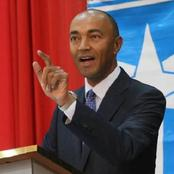 What Peter Kenneth Stated Concerning Raila Odinga's Support In The Larger Mount Kenya Region