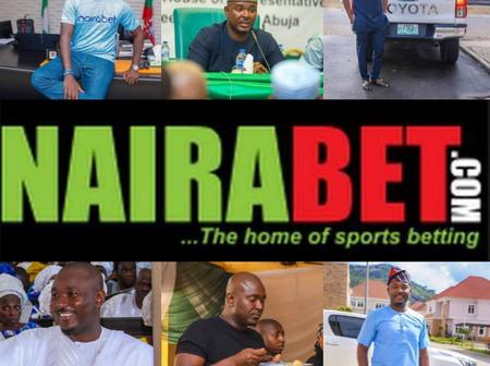 Meet Akin Alabi, the Owner of Nairabet and a Nigerian Politician