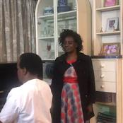 Mary Atieno Reuben Kigame Rekindle Old Sweet Memories With Joint Performance