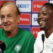 Nigerian international captain makes a shock move.