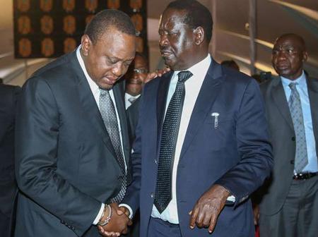 Top Governance Expert Reveals Handshake is Intact, Alleges one Single Problem BBI is Facing