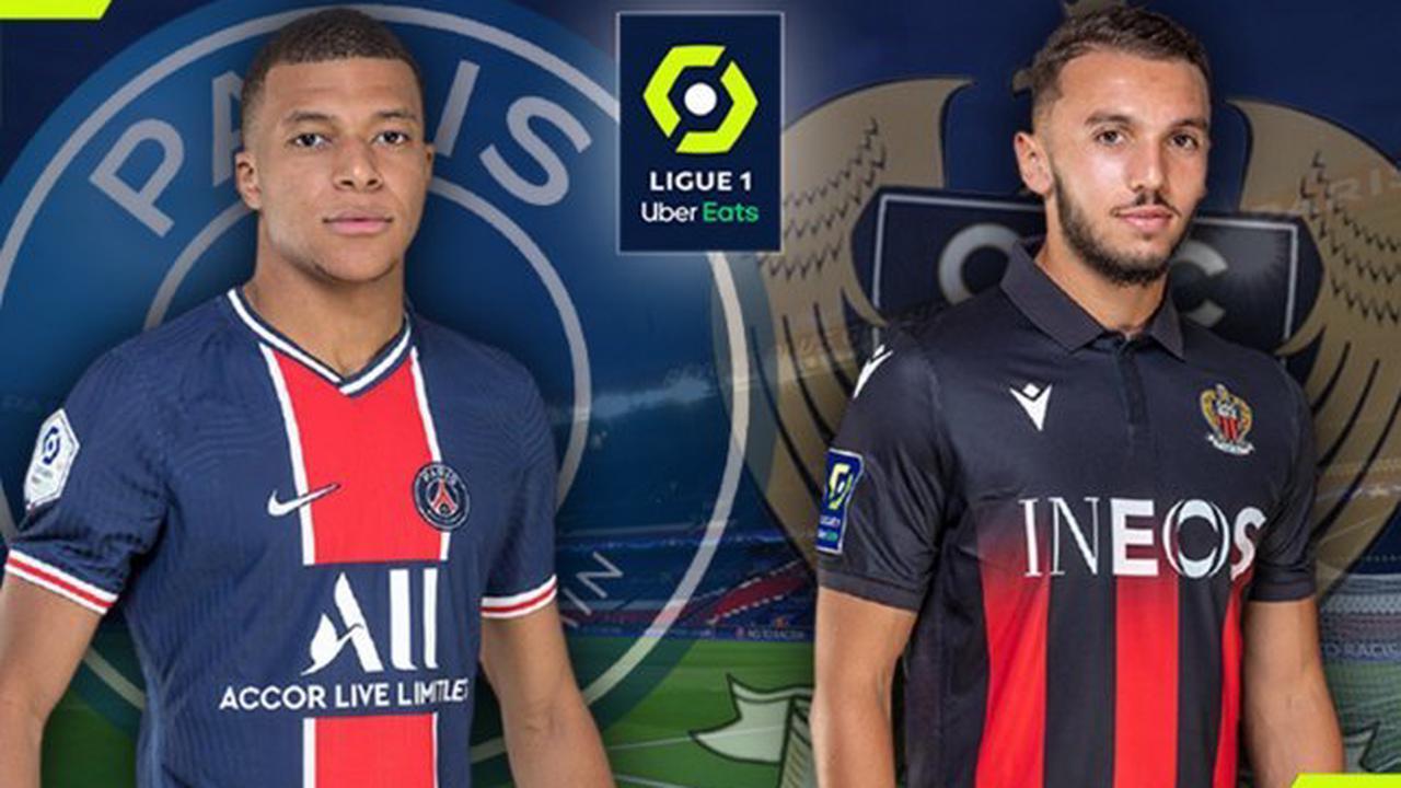 PSG-Nice : les compositions officielles