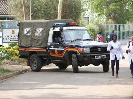 Revealed, Reason Why A Junior Police Officer Killed His Boss In Nyamira