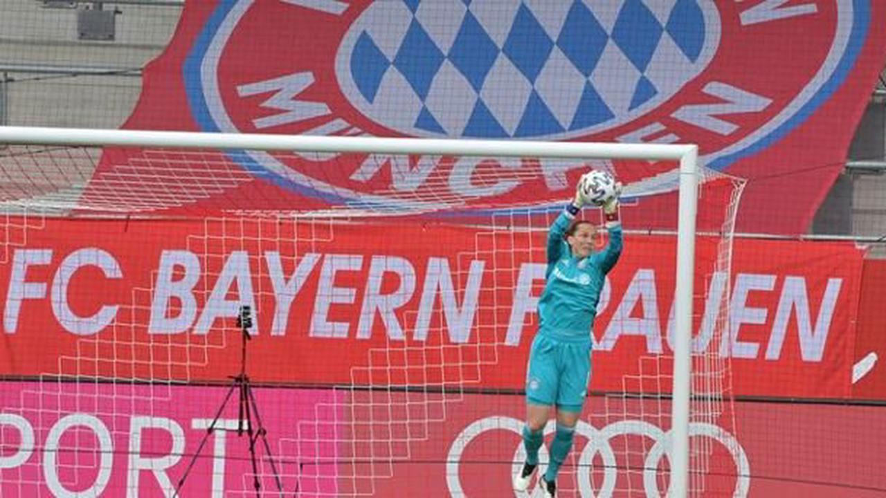 """Bayern-Torhüterin: """"Eine Ära wie die Männer starten"""""""
