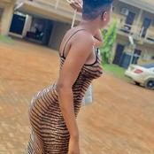 Photos Of Lady With Short Hair That Got People Reacting On Online