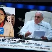 Religion : non , le pape n'a pas légalisé le mariage homosexuel à l'église catholique
