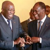 Côte d'Ivoire/ Avant l'arrivée de Gbagbo, Alassane Ouattara va rencontrer Macron