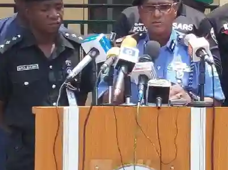 There is Nothing Like 1 Million Boys in Lagos - Police Spokesman