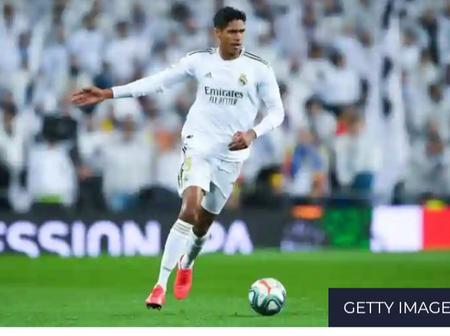 Zidane sends Varane transfer warning to Manchester United