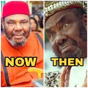 Legendary Actor Pete Edochie Turns 74 Today, See Photos Of His Wife, Children And Best Movie.