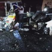Grisly Accident Caused by Violation of One Traffic Rule is Feared to Have Claimed Lives at Utawala