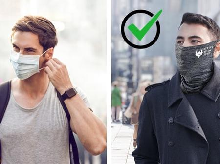 This New Stylish & Comfortable Face Mask is Selling Out Fast in Nigeria