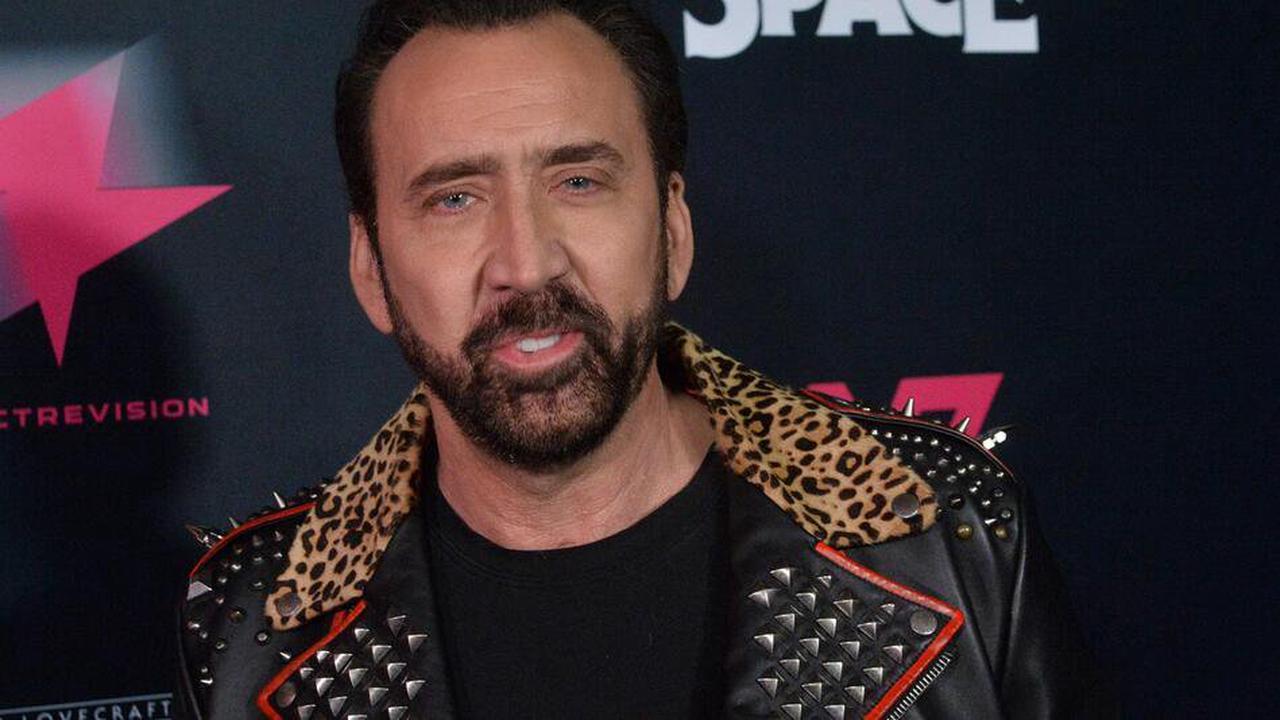 Rausschmiss aus Bar? Nicolas Cage angeblich völlig betrunken in Las Vegas
