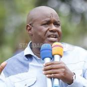 Ruto Man Kicked Out of Jubilee Leadership