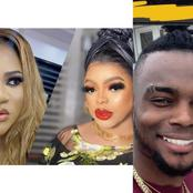 Identity Of Man Who Bobrisky And Nkechi Blessing Are Fighting Over Revealed, See Picture