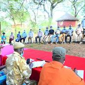 Community Scouts To Aid In Reducing Human Wildlife Conflict In Baringo
