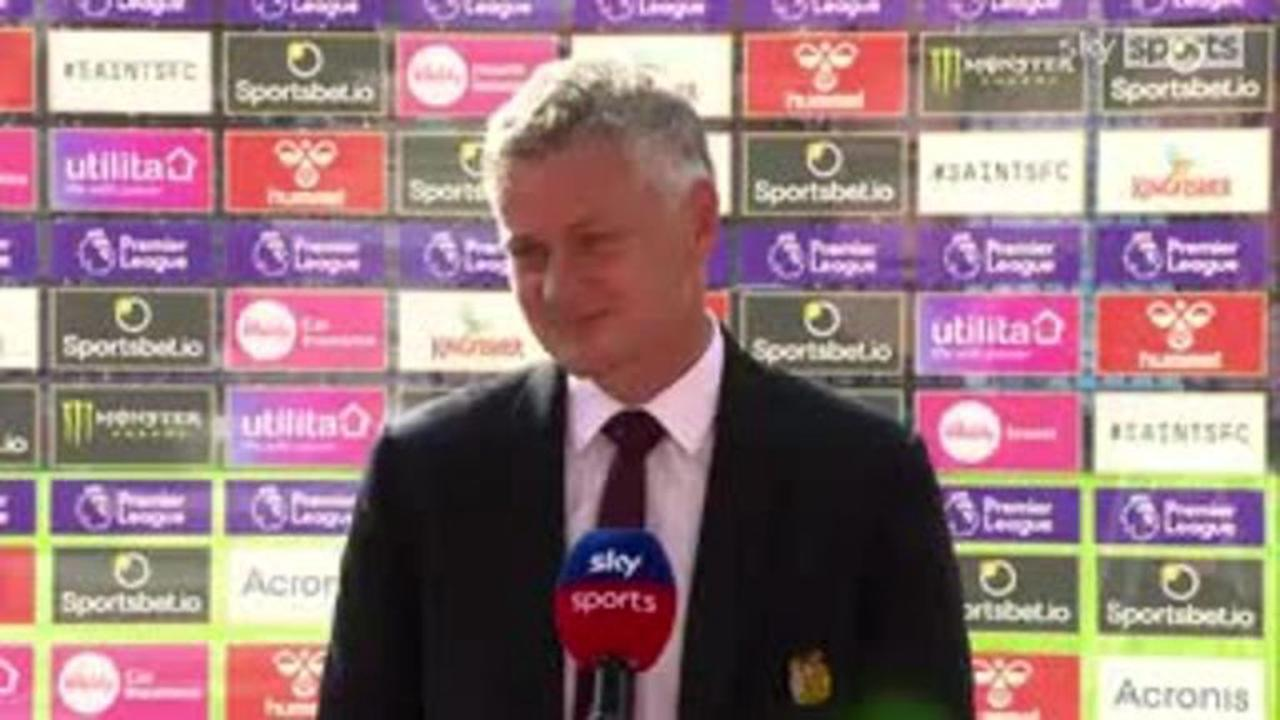 Solskjaer says football should not be allowed to turn into rugby