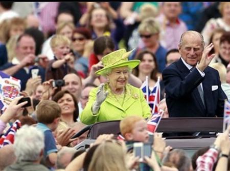 Condolences Pour In For Prince Philip