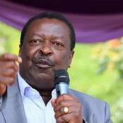 Sensed Defeat? Speculations Arise as Mudavadi Reiterates a Scheme to Rig Matungu By-election (Video)
