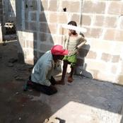 Photos: See What A Security Guard Was Caught Doing To An 8 Year Old Girl In An Uncompleted Building