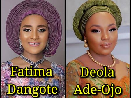 Photos Of 7 Beautiful Daughters Of Nigerian Billionaires