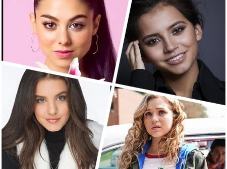 Check Out the Top Ten most Beautiful Nickelodeon Teenage stars