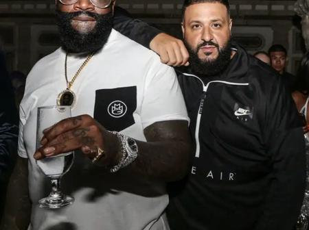 Rick Ross and Dj Khalid's rich lifestyles