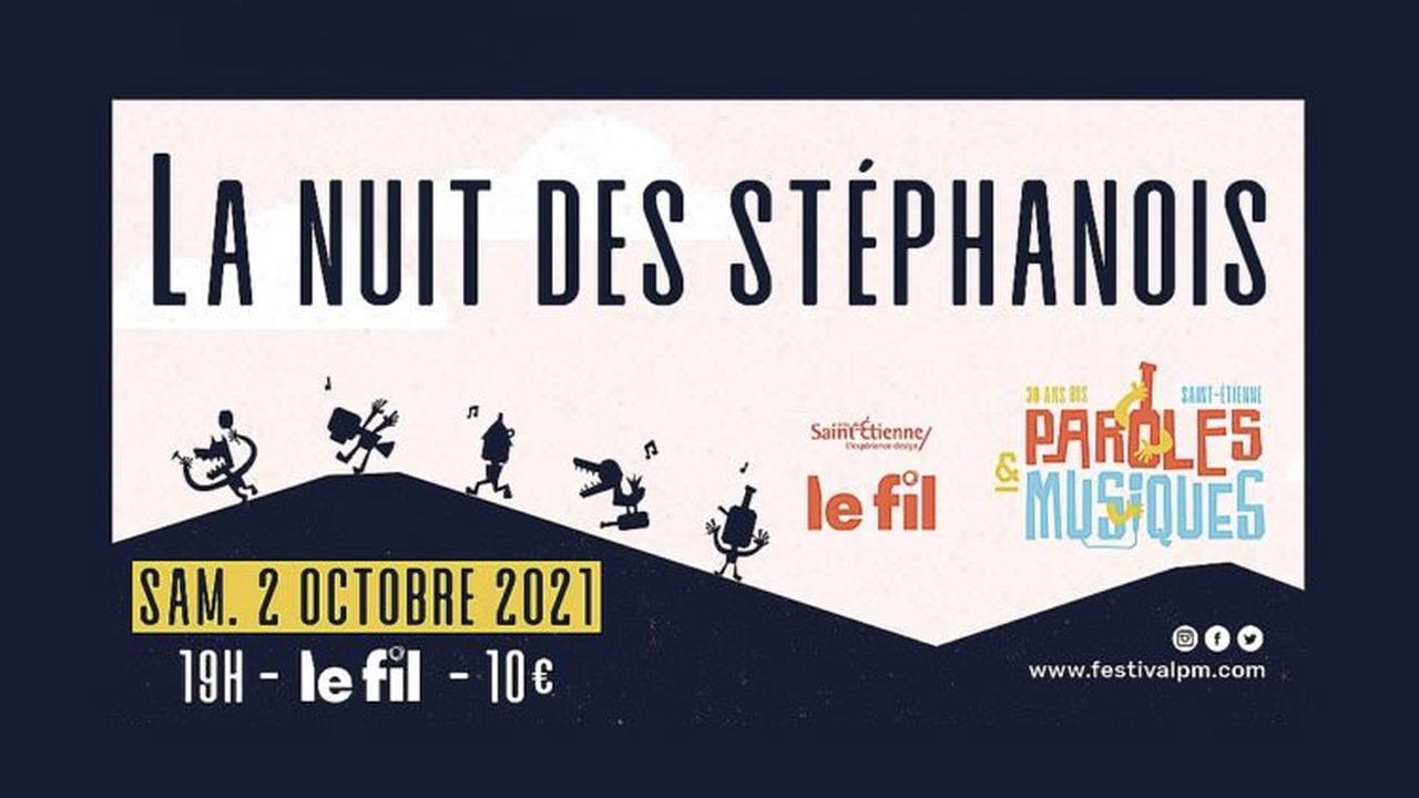 La fête pour les 30 ans de Paroles et Musiques à Saint-Étienne en octobre