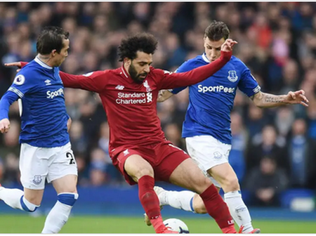 How Liverpool Records Vs League Leaders, Everton 100% form will Determine the Derby Match