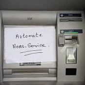 Pourquoi de nombreux guichets automatiques sont en panne dès les virements bancaires?