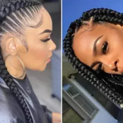 Checkout These Natural Braid Hairstyles That Looks Awesome