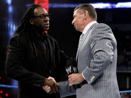 We Talked The Office Into Changing She - Backstage Details On Booker T & Goldust's Title Win