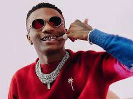 Have You Heard The New Slang Of Wizkid That Is Causing Stir On Social Media? Check It Out